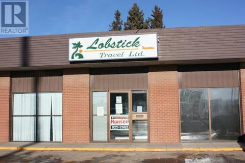 Commercial property for sale at 150 32nd St W Unit 4 Prince Albert Saskatchewan - MLS: SK804244