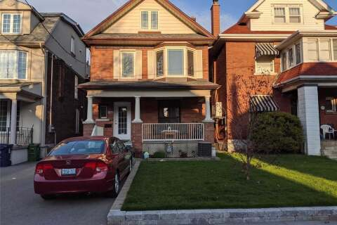 House for rent at 150 Mavety St Unit 4 Toronto Ontario - MLS: W4774148