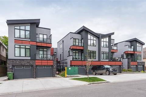 Townhouse for sale at 1512 Centre A St Northeast Unit 4 Calgary Alberta - MLS: C4255713