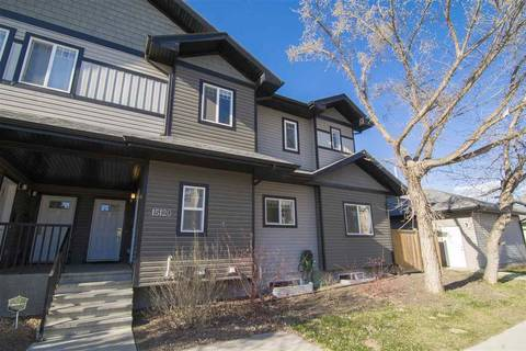 Townhouse for sale at 15120 102 Ave Nw Unit 4 Edmonton Alberta - MLS: E4154155
