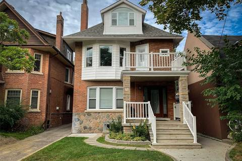 House for rent at 152 Indian Rd Unit #4 Toronto Ontario - MLS: W4570192