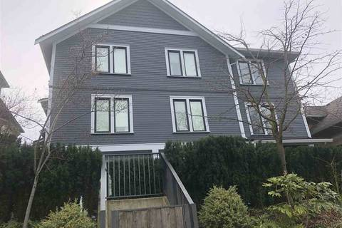 Townhouse for sale at 1540 Grant St Unit 4 Vancouver British Columbia - MLS: R2447496