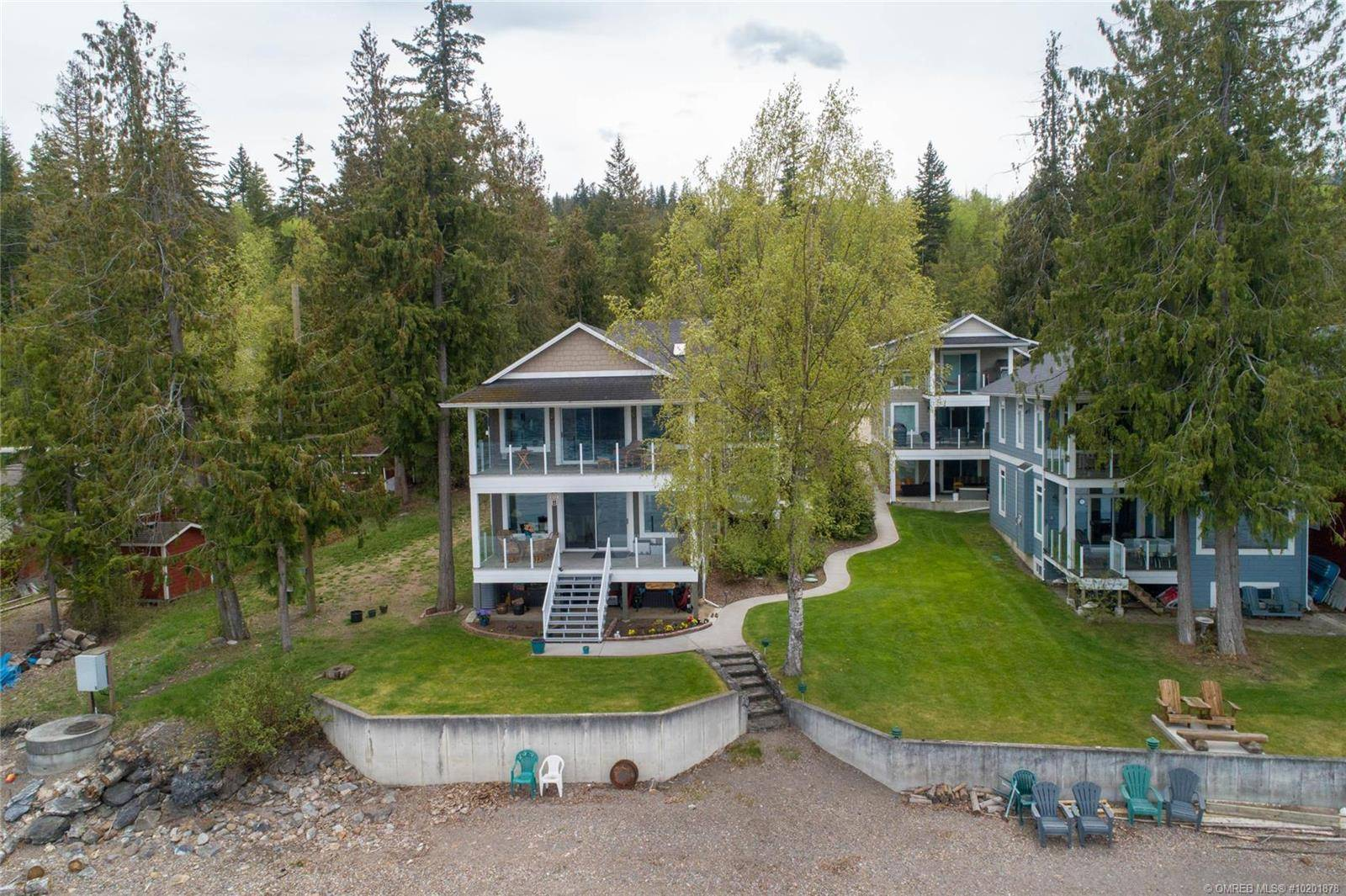 Townhouse for sale at 1541 Blind Bay Rd Unit 4 Sorrento British Columbia - MLS: 10201878