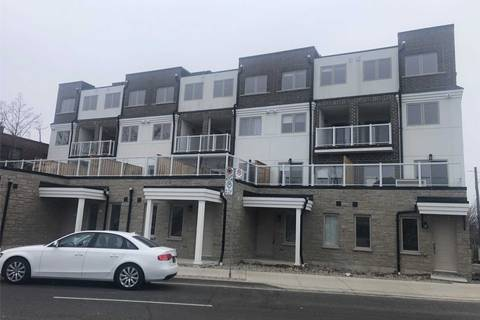 Townhouse for rent at 1548 Kingston Rd Unit 4 Toronto Ontario - MLS: E4412487