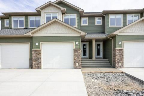 Townhouse for sale at 1588 Stafford Dr N Unit 4 Lethbridge Alberta - MLS: LD0162243