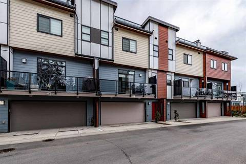 Townhouse for sale at 16355 23 Ave Unit 4 Surrey British Columbia - MLS: R2448500