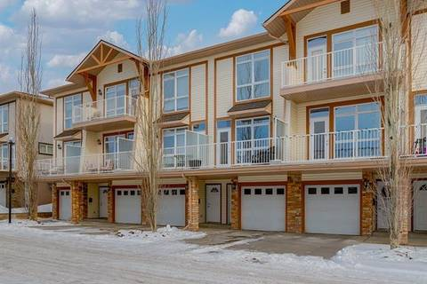 Townhouse for sale at 164 Rockyledge Vw Northwest Unit 4 Calgary Alberta - MLS: C4285557