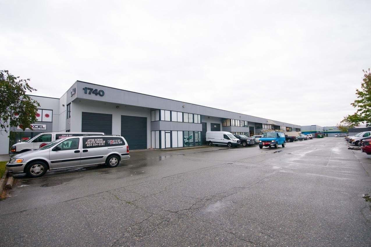 Commercial property for sale at 1740 Broadway St Unit 4 Port Coquitlam British Columbia - MLS: C8034510