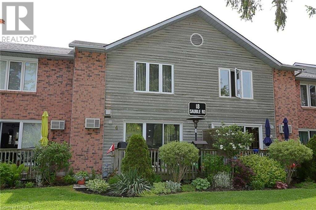 Home for sale at 18 Sauble River Rd Unit 4 Grand Bend Ontario - MLS: 263167