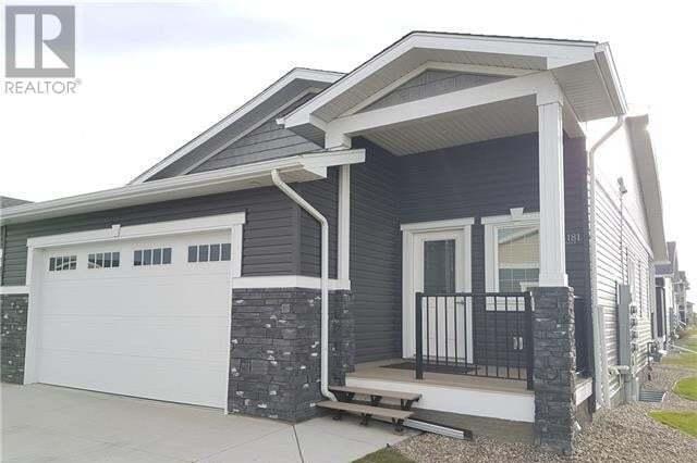 Townhouse for sale at 181 Fairmont Blvd S Unit 4 Lethbridge Alberta - MLS: ld0193989