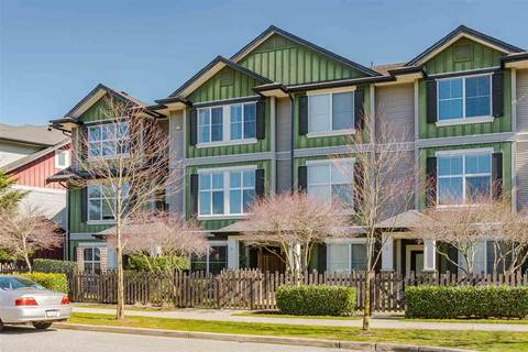 Townhouse for sale at 18211 70 Ave Unit #4 Surrey British Columbia - MLS: R2445711