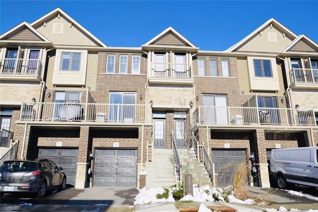 Townhouse for sale at 1890 Rymal Rd E Unit 4 Stoney Creek Ontario - MLS: H4094050