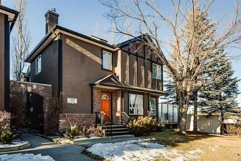 Townhouse for sale at 1909 25a St Southwest Unit 4 Calgary Alberta - MLS: C4241718