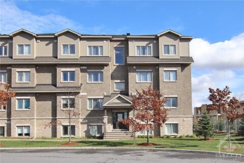 Condo for sale at 192 Springbeauty Ave Unit 4 Ottawa Ontario - MLS: 1216943