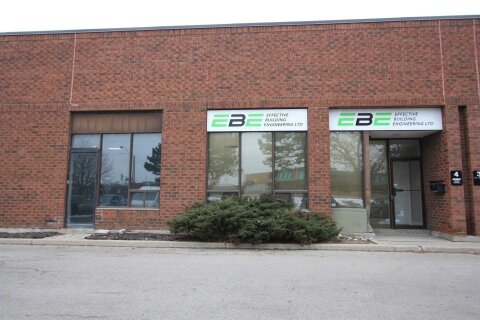 Commercial property for sale at 20 Hanlan Rd Unit 4 Vaughan Ontario - MLS: N5087981