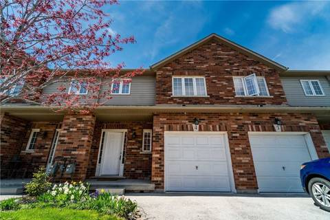 Townhouse for sale at 20 Pisa Dr Unit 4 Hamilton Ontario - MLS: X4484254