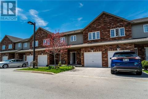 Townhouse for sale at 20 Pisa Dr North Unit 4 Stoney Creek Ontario - MLS: 30744079