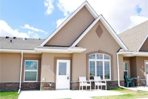 Townhouse for sale at 20 River Heights Vw Unit 4 Cochrane Alberta - MLS: C4295955