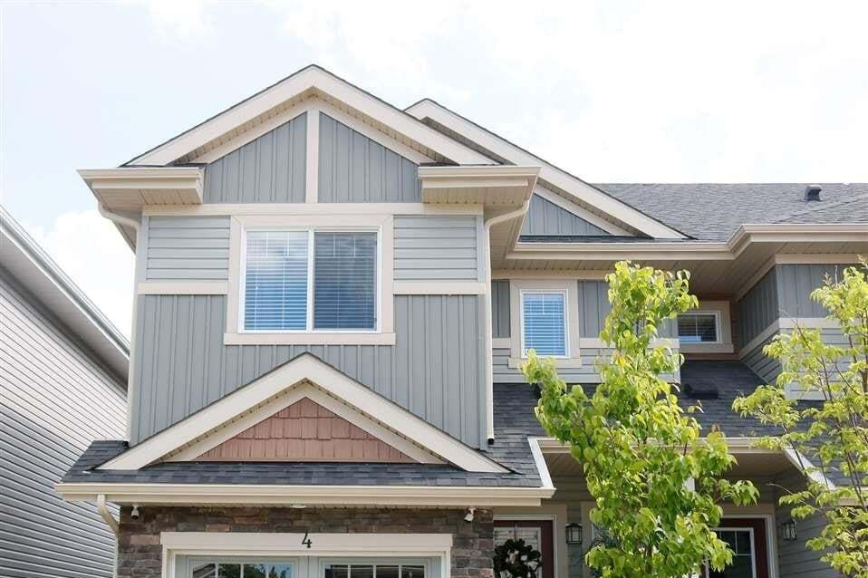 Townhouse for sale at 2004 Trumpeter Wy NW Unit 4 Edmonton Alberta - MLS: E4201247