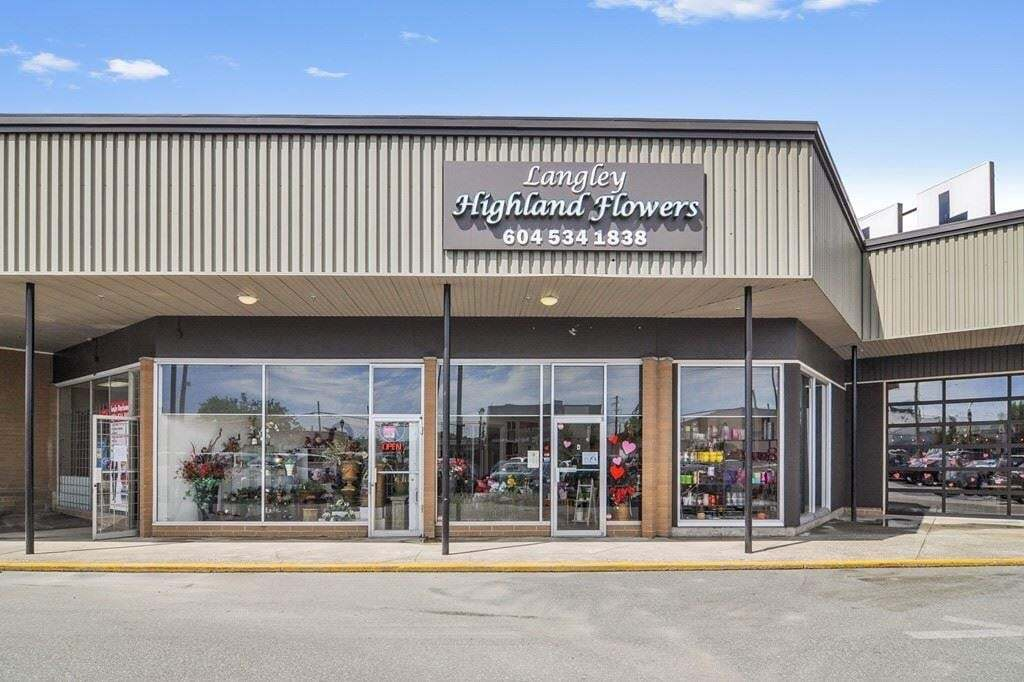 Commercial property for sale at 20555 56 Ave Unit 4 Langley British Columbia - MLS: C8032286