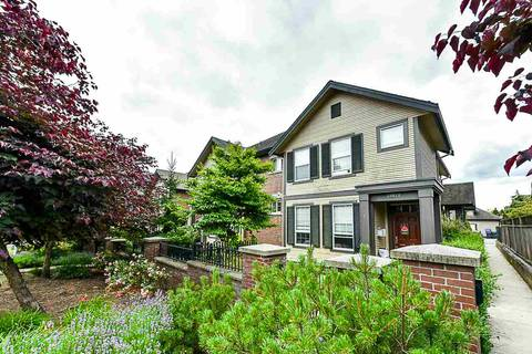 Townhouse for sale at 20822 70 Ave Unit 4 Langley British Columbia - MLS: R2388543