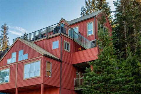 Townhouse for sale at 2142 Sarajevo Dr Unit 4 Whistler British Columbia - MLS: R2421581
