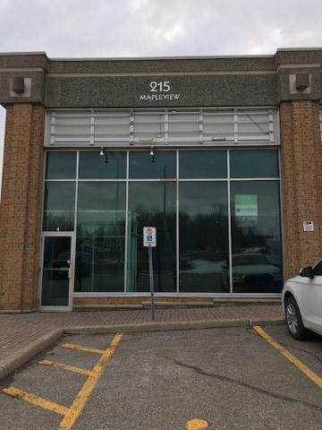 Commercial property for lease at 215 Mapleview Dr Apartment 4 Barrie Ontario - MLS: S4598349