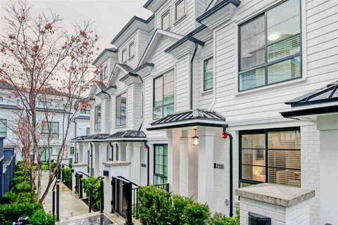 Townhouse for sale at 218 62nd Ave W Unit 4 Vancouver British Columbia - MLS: R2423742