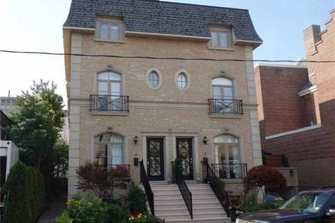 Townhouse for rent at 22 Balmoral Ave Unit 4 Toronto Ontario - MLS: C4459003