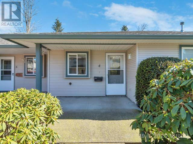 Townhouse for sale at 2317 Dalton Rd Unit 4 Campbell River British Columbia - MLS: 467149
