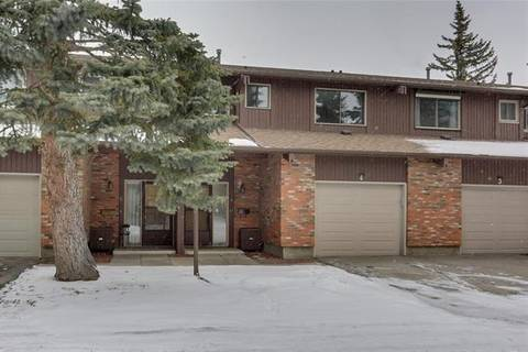 Townhouse for sale at 2323 Oakmoor Dr Southwest Unit 4 Calgary Alberta - MLS: C4292985