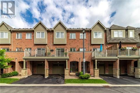 Townhouse for sale at 233 Duskywing Wy Unit 4 Oakville Ontario - MLS: 30743502