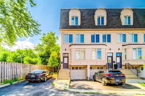 Townhouse for sale at 2351 Lakeshore Rd Unit 4 Oakville Ontario - MLS: W4540505