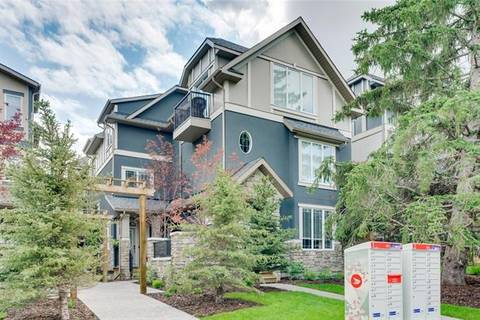 Townhouse for sale at 2424 30 St Southwest Unit 4 Calgary Alberta - MLS: C4257549