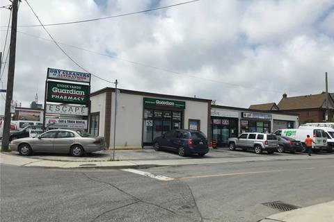 Commercial property for lease at 2566 St. Clair Ave Apartment 4 Toronto Ontario - MLS: W4613124