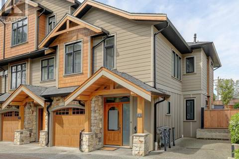 Townhouse for sale at 2622 Shelbourne St Unit 4 Victoria British Columbia - MLS: 411107