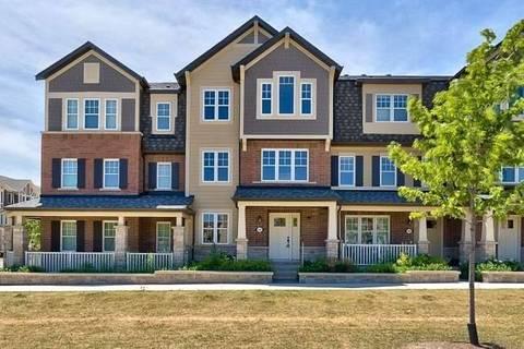 Townhouse for rent at 265 Ellen Davidson Dr Unit 4 Oakville Ontario - MLS: W4521734