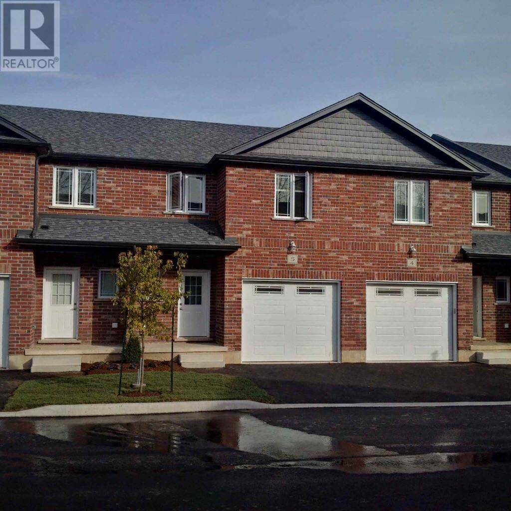 Townhouse for sale at 292 Falcon Dr Unit 4 Woodstock Ontario - MLS: 30755178
