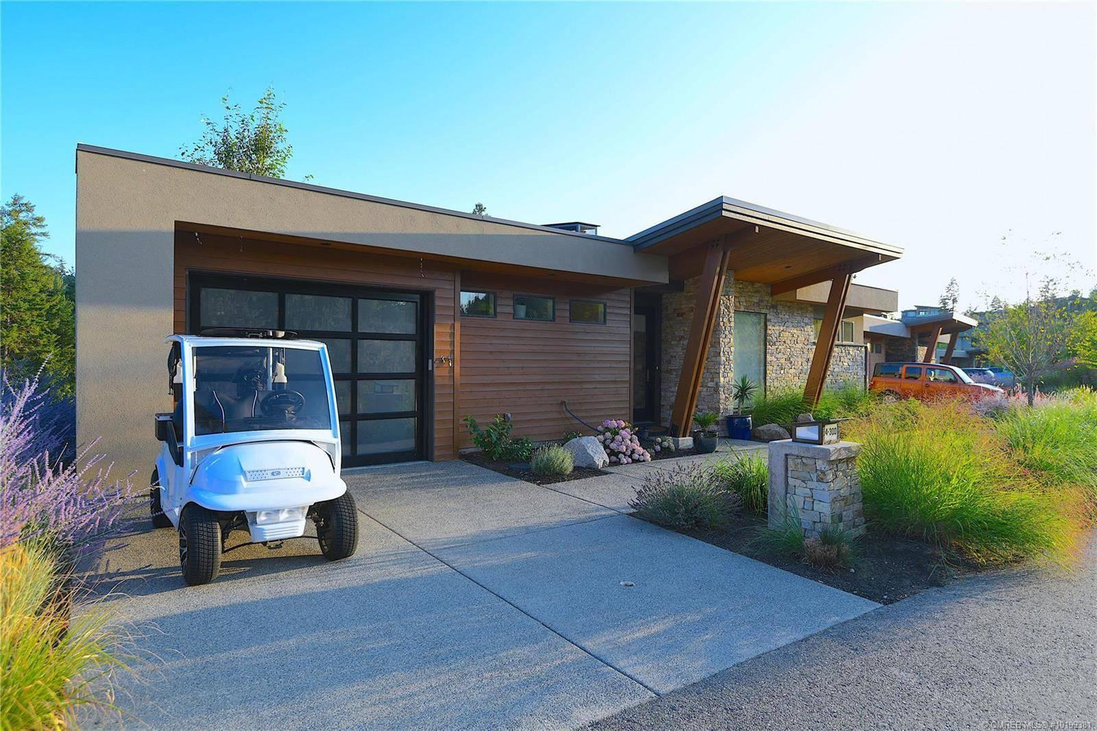 House for sale at 300 Predator Ridge Dr Unit 4 Vernon British Columbia - MLS: 10199381