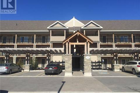 Apartment for rent at 303 Anchorage Cres Unit 4 Collingwood Ontario - MLS: 184924