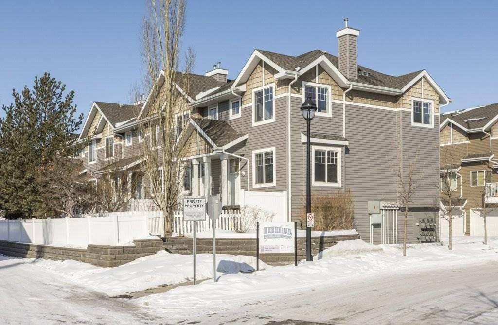Townhouse for sale at 3075 Trelle Cres Nw Unit 4 Edmonton Alberta - MLS: E4191816