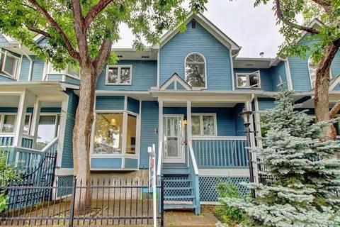 Townhouse for sale at 310 6 St Northwest Unit 4 Calgary Alberta - MLS: C4263911