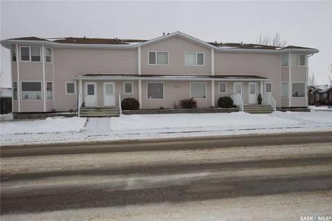 Townhouse for sale at 316 Morrison Dr Unit 4 Yorkton Saskatchewan - MLS: SK791321