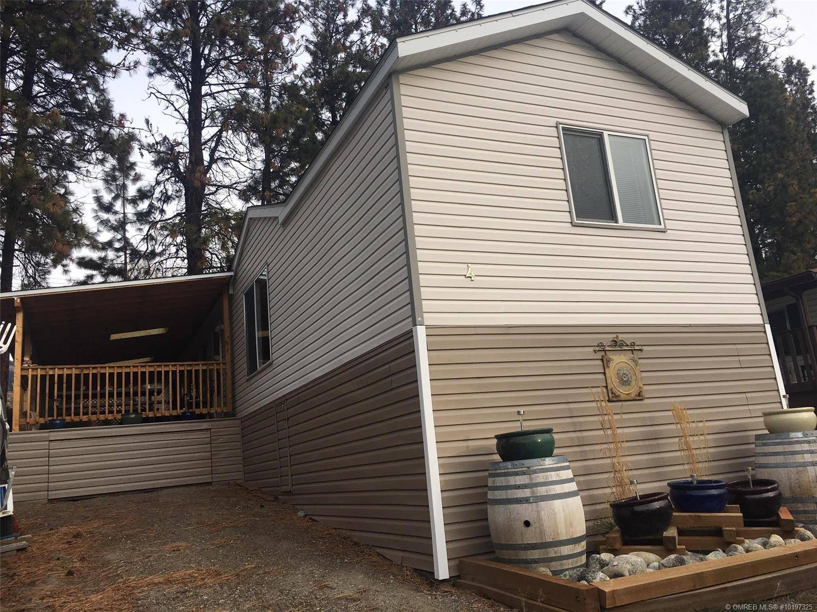 Residential property for sale at 3206 Shannon Lake Rd Unit 4 Westbank British Columbia - MLS: 10197325
