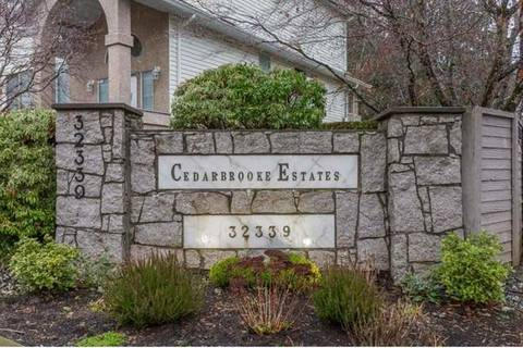 Townhouse for sale at 32339 7th Ave Unit 4 Mission British Columbia - MLS: R2352579