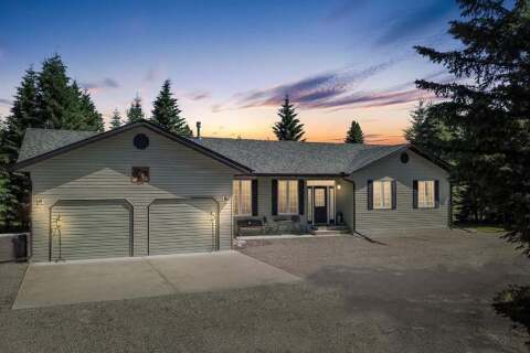 House for sale at 4 32447 Range Road  Rd Rural Mountain View County Alberta - MLS: A1016459