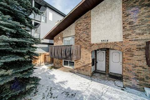Townhouse for sale at 3314 Centre St Northeast Unit 4 Calgary Alberta - MLS: C4289198