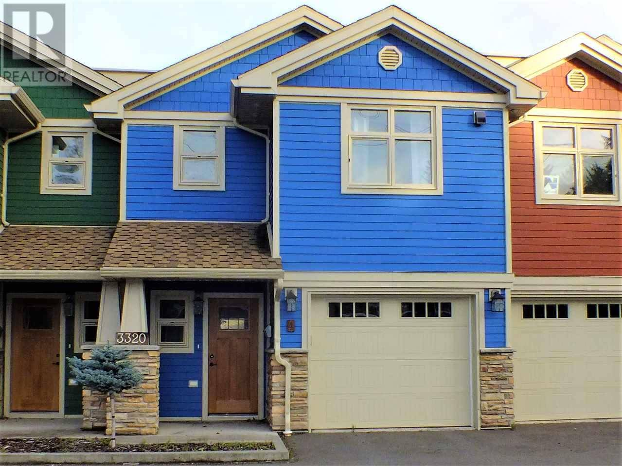 Townhouse for sale at 3320 Kenney St Unit 4 Terrace British Columbia - MLS: R2415965