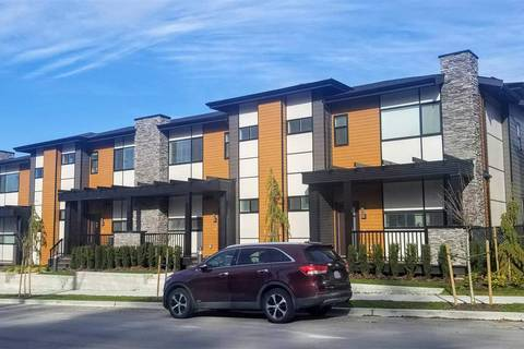 Townhouse for sale at 33209 Cherry Ave Unit 4 Mission British Columbia - MLS: R2436810