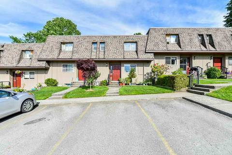 Townhouse for sale at 33260 11 Ave Unit 4 Mission British Columbia - MLS: R2369456
